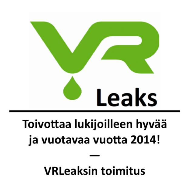 VRLeaks Uudet vuodet 2014