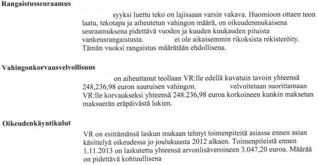 Helsingin käräjäoikeus 12032015
